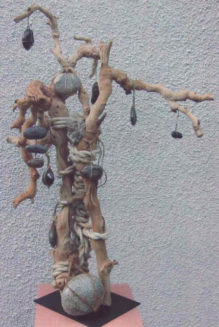 L\'arbre à galets